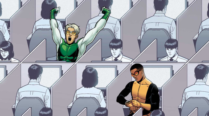 Weekly Comics Roundup – June 26th, 2013 (Part Two)