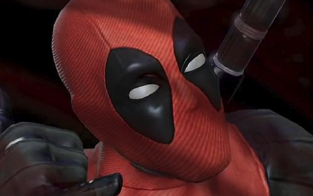 Deadpool Rides A Tiger With Wings In New Deadpool Trailer