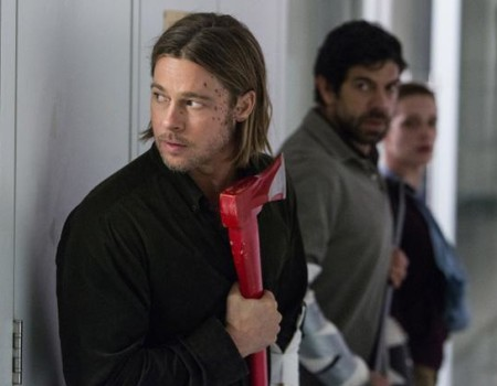 Brad Pitt Plays Himself In World War Z (Review)