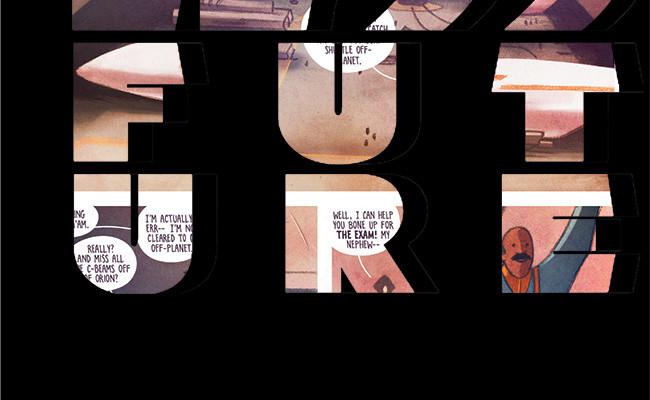 FanBros Originals Presents Fearless Future: Issue One – Yes You Can