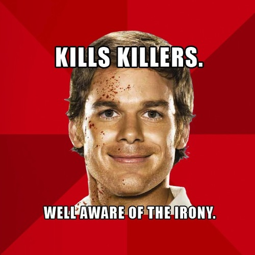Dexter Season Premier