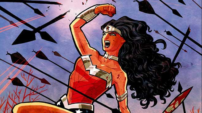 COMICS YOU SHOULD READ – Wonder Woman (New 52)
