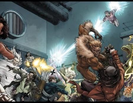 COMICS YOU SHOULD READ – X-Men: Mutant Massacre