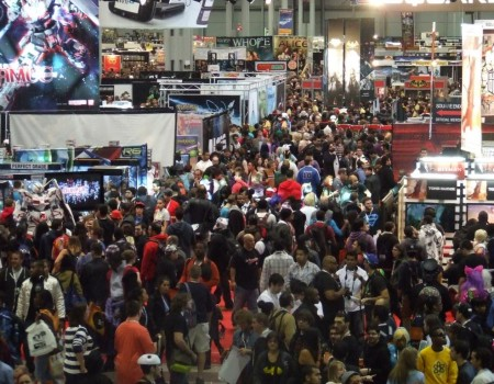 New York Comic Con 2013 – Live Video and Chat