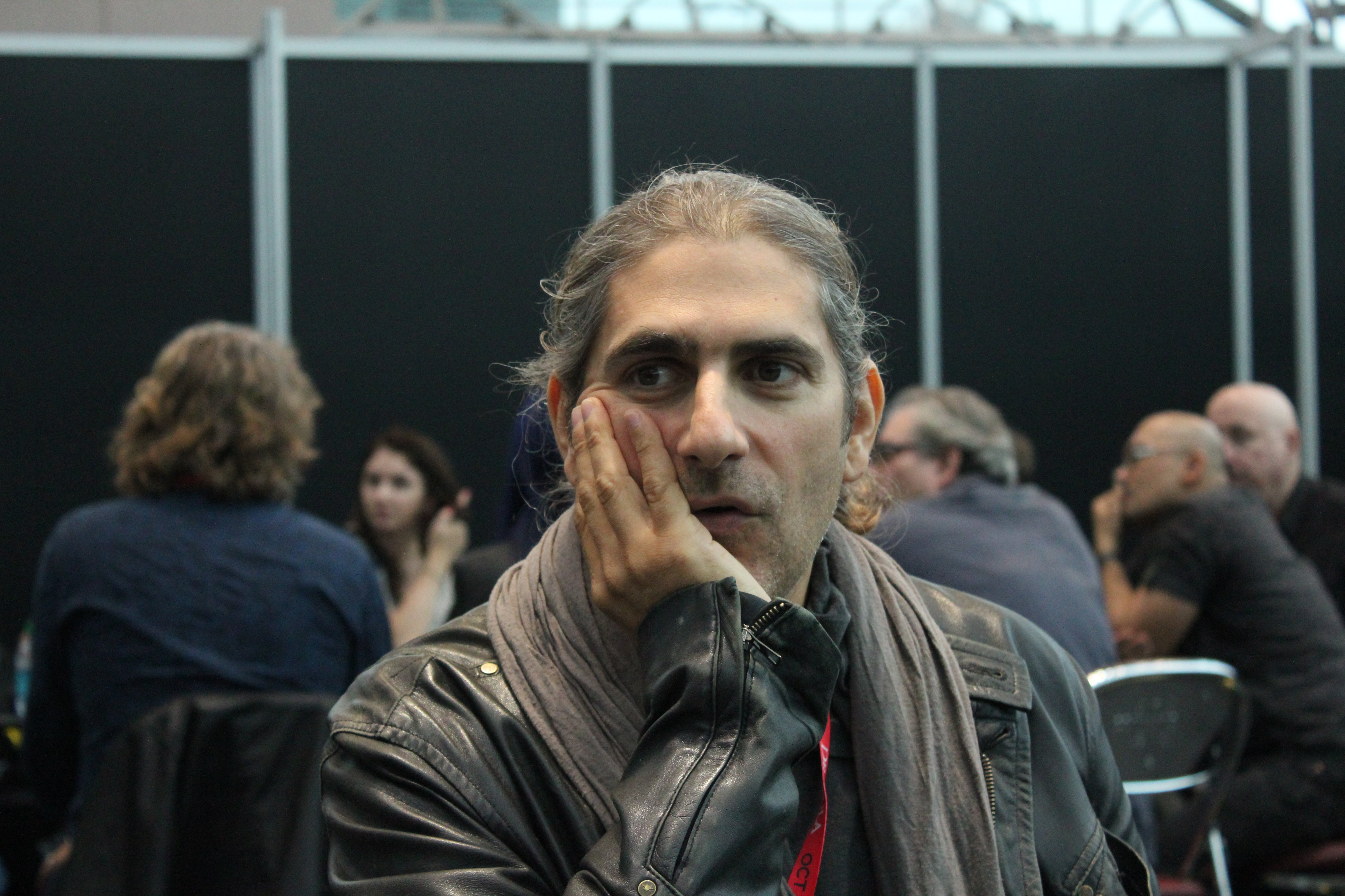 FanBrosShow Interviews Michael Imperioli About OldBoy