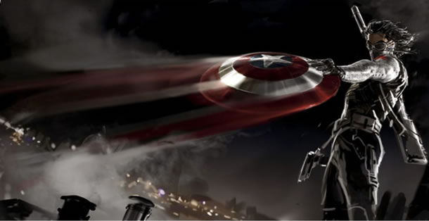 Captain America: Winter Soldier Has A Trailer We Can All Believe In