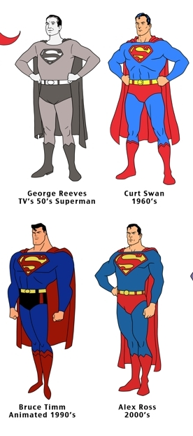 superman_75_short_line_up_by_dusty_abell