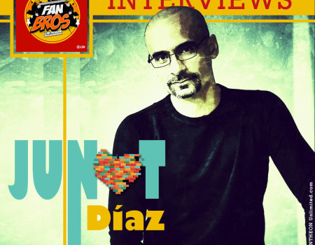 The Junot Diaz Episode – FanBrosShow Podcast