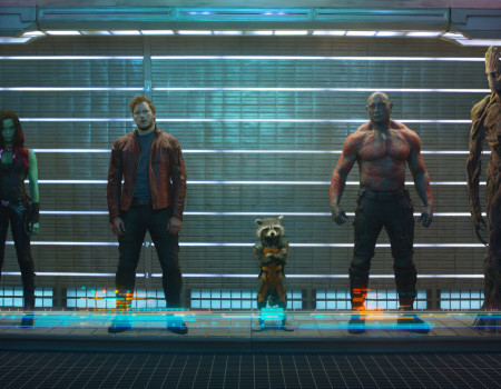 NEWS: First Official Photo from Guardians of the Galaxy