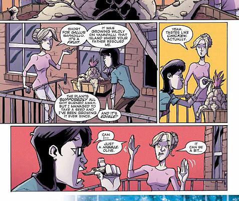 Top Three Comics I Copped – January 22, 2014
