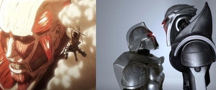 Attack On Titan: Japan's New Battlestar Galactica?