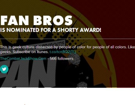 HELP FAN BROS WIN A SHORTY AWARD!