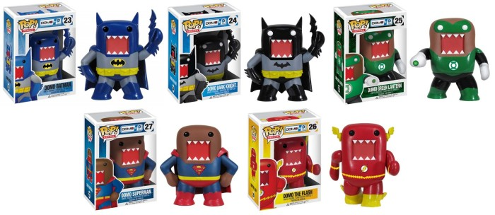 DC Domo Action Figure Giveaway (CONTEST)