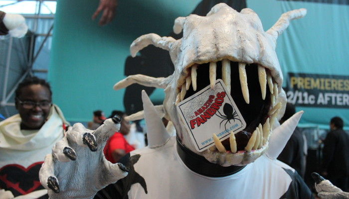 Styling On You: The Best In Cosplay (NYCC Day Three)