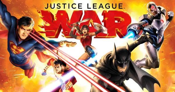 Justice League: War (REVIEW)