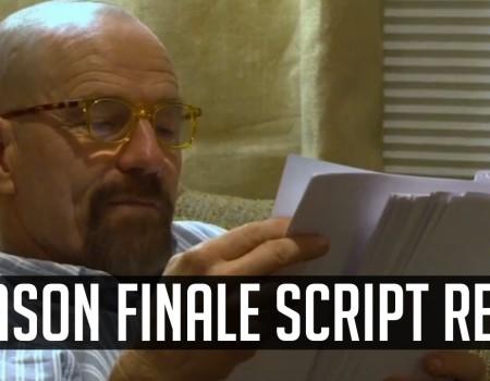 Bryan Cranston & Aaron Paul Read The Final Breaking Bad Script (VIDEO)