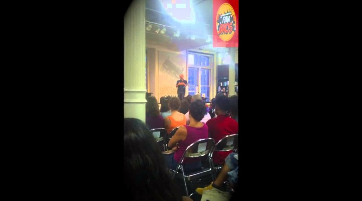 Junot Diaz On Why Comics Are So Important & More (VIDEO)
