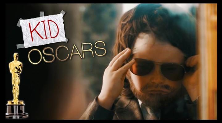 Kids Reenact 2014 Oscar Nominated Films  (VIDEO)