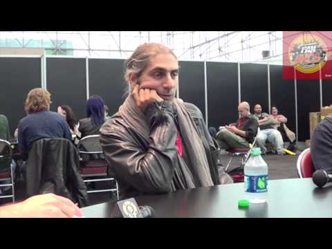 The FanBrosShow Interviews Michael Imperioli About OldBoy, Spike Lee & More (NYCC2013)