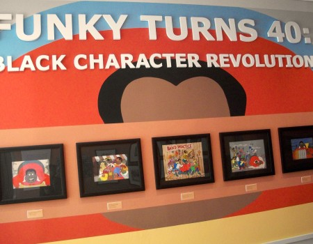 Funky Turns 40: Black Character Revolution REVIEW