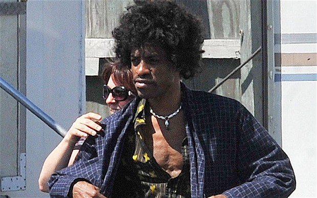 First Clip Of Andre 3000 As Jimi Hendrix (VIDEO)