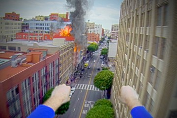 Here's That Superman GOPro Video All Your Friends Keep Talking About