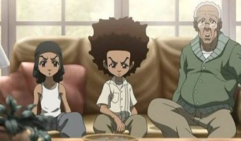 The Boondocks Season 4 Episode 1: Recap