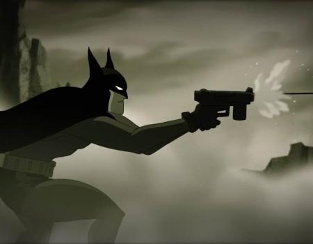 Batman: Strange Days: Batman 75th Anniversary Short