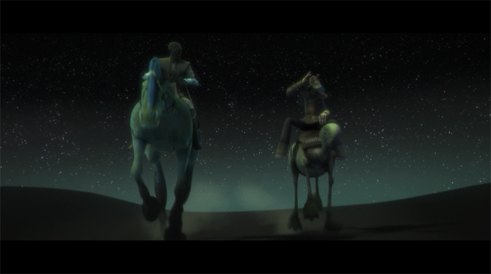 "Star Wars: The Clone Wars ""The Disappeared PT II″ REVIEW"