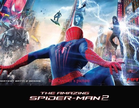REVIEW: Amazing Spider-Man 2 (Spoilers to save you from viewing this crap)