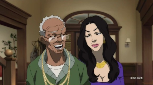 the boondocks women