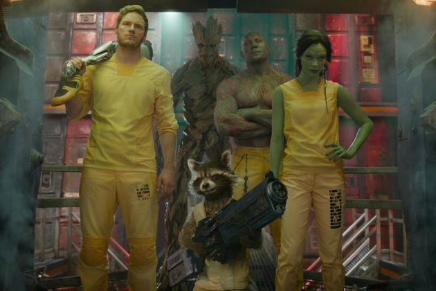 The Guardians Of The Galaxy Review Episode