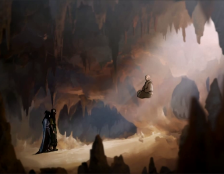 """The Legend of Korra: """"Enter the Void"""" & """"Venom of the Red Lotus"""" REVIEW"""