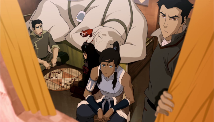 "The Legend of Korra: ""The Stakeout"" REVIEW"