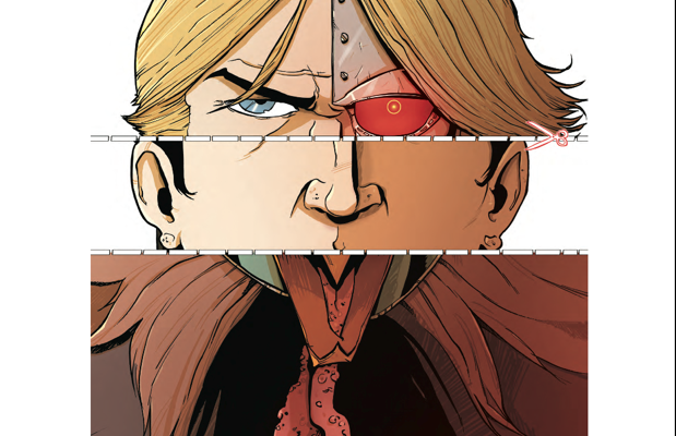 Comics I Copped: Chew #43 (Advance Review)