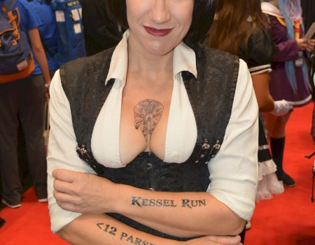 STYLING ON YOU: THE BEST IN COSPLAY (NYCC 2014 – VOLUME THREE)