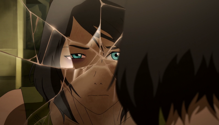 "The Legend of Korra: ""After All These Years"" & ""Korra Alone"" REVIEW"
