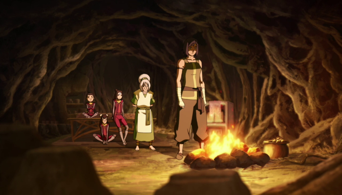 "The Legend of Korra: ""The Calling"" REVIEW"