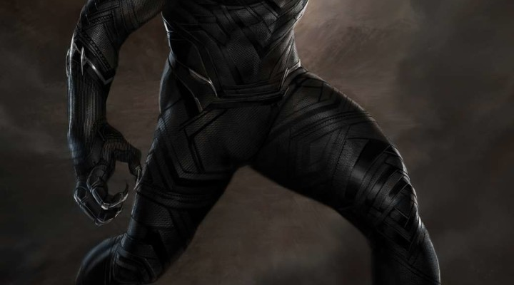 ART: Marvel's Black Panther concept art