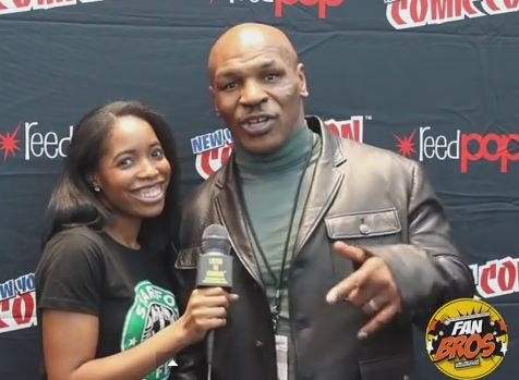 Mike Tyson vs. FanBrosShow – #MikeTysonMysteries