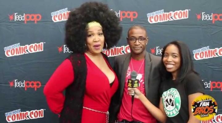 The FanBrosShow VS. Black Dynamite (VIDEO)