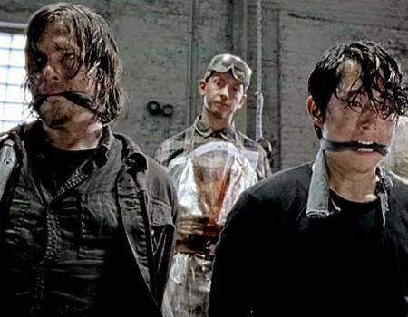The Walking Dead Premier Recap (No Sanctuary) FBS Special Delivery No. 45