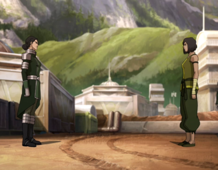"The Legend of Korra: ""Enemy At The Gates"" & ""Battle Of Zaofu"" REVIEW"