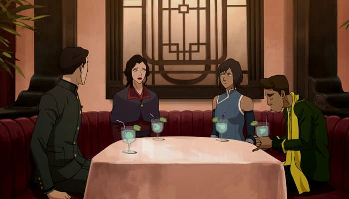 "The Legend of Korra: ""Reunion"" REVIEW"