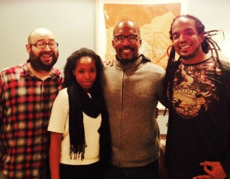 Ferguson Needs Frederick Douglass Feat. Phil Darius Wallace