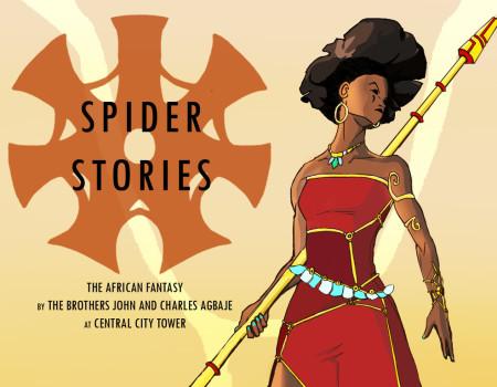 Spider Stories Teaser!