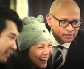 Our First Look At Larry Wilmore's The Nightly Show