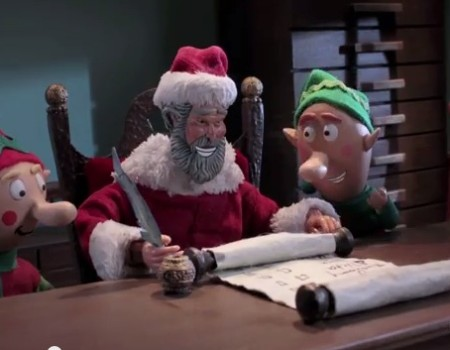 NEW Robot Chicken: 'Lots of Holidays' Special on Adult Swim