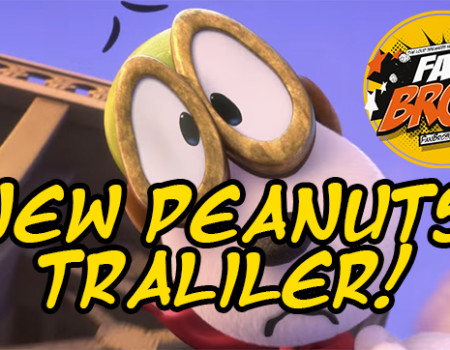 The Peanuts Movie – New Trailer