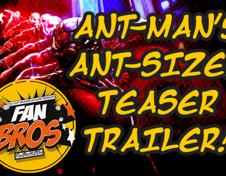 Marvel releases trailer worthy of Ant-Man